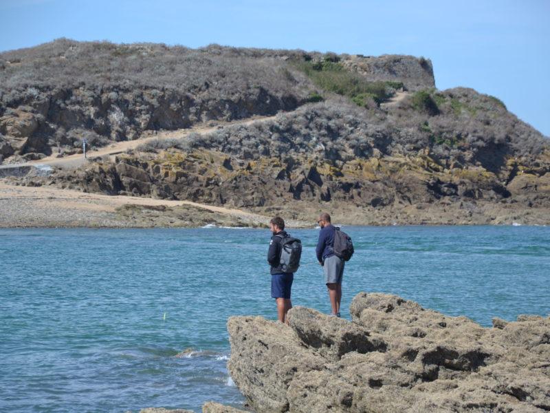 Guide de pêche Saint-Malo